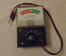 Vintage Micronta 22-030A Battery Tester