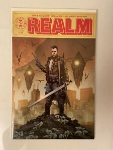 The Realm #1 First Print Cover A NM Image Comics