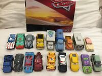 DISNEY PIXAR CARS 3, CRAZY 8 RACERS BRAND NEW 1:55 DIECAST TOKYO DRIFT MR DRIPPY