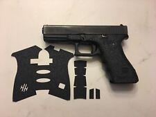 HANDLEITGRIPS Textured Rubber Gun Grip Enhancements Wrap for Glock 17 Gen 3