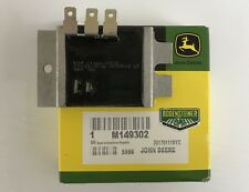 JOHN DEERE OEM VOLTAGE REGULATOR M149302 325 757 GT245 GX335 LT190 LX277 LX288