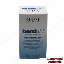BB010 USA OPI O.P.I Bond Aid pH Balancing Agent 30 mL 1 fl oz Bondaid GelColor