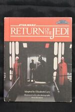 1983 Star Wars - Return Of The Jedi - Step Up Book By Elizabeth Levy