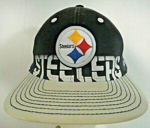 NFL Pittsburgh Steelers Reebok Onfield Flexfit Ball cap -new
