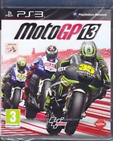 Ps3 PlayStation 3 MOTOGP 13 MOTO GP 2013 nuovo sigillato pal