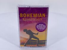 Bohemian Rhapsody Soundtrack Brand New Cassette  Queen