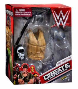 WWE Crime Fighter Expansion Pack Free Shipping