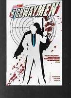 The Highwaymen by Bernardin & Freeman 2008 TPB 1st DC WildStorm Comics OOP
