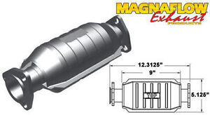 1976-1984 Volvo 244 245 2.1L Exhaust Magnaflow Direct-Fit Catalytic Converter