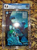 Dark Knight III 5 Cgc Graded 9.6 Jim Lee 1:500 Variant Frank Miller Batman Rare