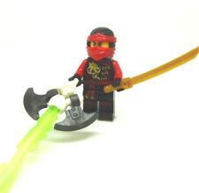 2008) LEGO NINJAGO™ Figura Kai del Set (70605) Nave aérea del de la mala suerte
