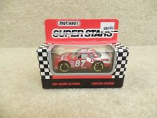 1993 Matchbox NASCAR 1:64 Scale Diecast Joe Nemechek Dentyne Chevy Lumina #87