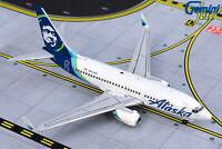 Alaska Airlines Boeing 737-700 N614AS Gemini Jets GJASA1871 1:400 IN STOCK