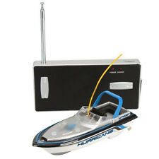 Blue Mini 3352 Radio Remote Control RC Speed Racing Boat Toy Gift L3