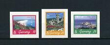 Guernsey 593-5 MNH, Island Scenes, 1997