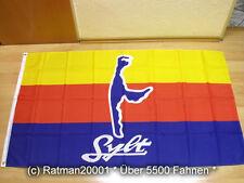 Fahne Flagge Rüm Hart 90 x 150 cm
