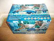 JML POWER GLIDER - SHAPE TONER EXERCISE ABDOMINAL MUSCLES FITNESS WORK OUT