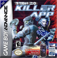 Tron 2.0 Killer App GBA New Game Boy Advance