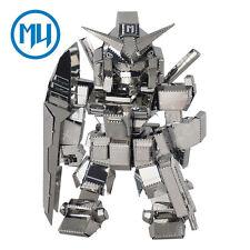 MU 3D Metal Puzzle Gundam Obsidian Arms-SD SOA-SD01 DIY 3D Laser Cut Models Toys
