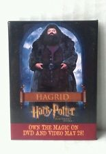 Harry Potter and the Sorcerers Stone Hagrid Official Movie 2001 Pin Back Button