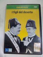 I figli del deserto (1933) DVD Film con Stanlio e Ollio DVD