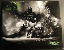 2008 Arctic Cat Snowmobile Sales & Accessories Brochure 48 Pages (602)