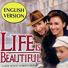 """Make An Offer! Roberto Benigni """"Life Is Beautiful"""" Vhs - New Sealed - Ships Free"""