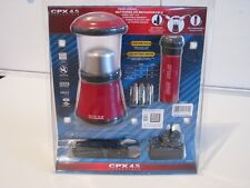 COLEMAN HIGH POWER LED MINI LANTERN CPX 4.5 WITH RECHARGEABLE BATTERY PACK SET