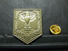 Pin Gott mit uns Adler mit EK Abzeichen - 4 x 3 cm