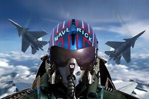 Top Gun Maverick Poster 24X36 inches
