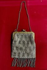 New listing Antique French Beaded Purse