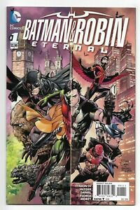 Batman & Robin Eternal #1 DC Comics 2015 VF+