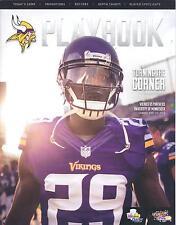 Minnesota Vikings Carolina Panthers 11/30/14 Playbook SGA...Xavier Rhodes