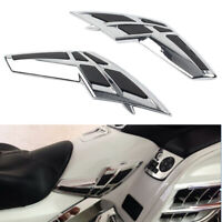 Fairing Tank Trim Chrome For Honda Goldwing GL1800 2001-2011 2008 2009 2010
