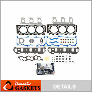 Fits 96-00 Ford Windstar Taurus Mercury Sable 3.0L OHV Head Gasket Set