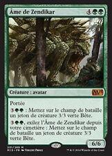 MTG Magic M15 - Soul of Zendikar/Ame de Zendikar, French/VF