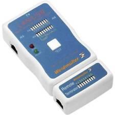 Weidmller lan usb tester dispositivo di controllo cavi e reti per