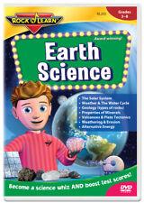 Earth Science DVD by Rock 'N Learn (NEW)