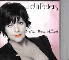 Judith Peters-Ben Weer Alleen cd single