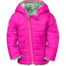 New infant 3-6 month 3/6M girls NORTH FACE jacket insulated winter coat pink