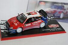 Ixo Presse Rallye Monte Carlo 1/43 - Citroen Xsara WRC 2005