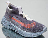 Nike Space Hippie 02 Hyper Crimson Men's Grey Casual Lifestyle Shoes Sneakers
