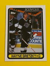Wayne Gretzky 1990-1991 Topps