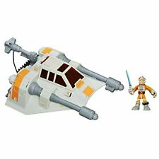Star Wars Playskool Heroes Galactic Heroes Jedi Force Snowspeeder Vehicle with L