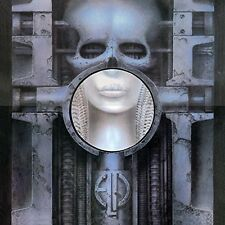 Brain Salad Surgery - Emerson Lake & Palmer 075597943276 (CD Used Very Good)