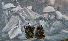 EWM Britinf041 1/76 Diecast WWII British 18 Portable Radio Set with 2 Crewmen