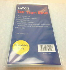 100 LaTCG Tall Team Bags/PSA DNA Graded Card/Ultra.Pro One-Touch Holder Sleeves