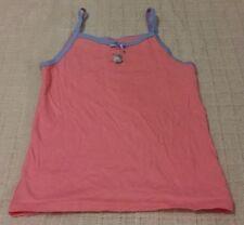 Primark Girls' Sleeveless 100% Cotton T-Shirts & Tops (2-16 Years)