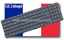 Clavier FR AZERTY Compaq Presario CQ61-115SF CQ61-120EF CQ61-120SF CQ61-204SF