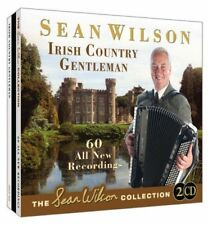 "Sean Wilson ""Irish Country Gentleman"" NEW & SEALED 2CD SET - 1st Class Post UK"